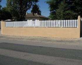 Portail et cloture PVC