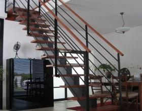Escalier comtemporain