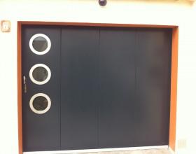 Porte de garage Fame
