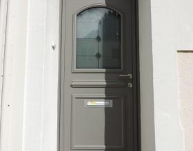 Porte d'entrée Sari